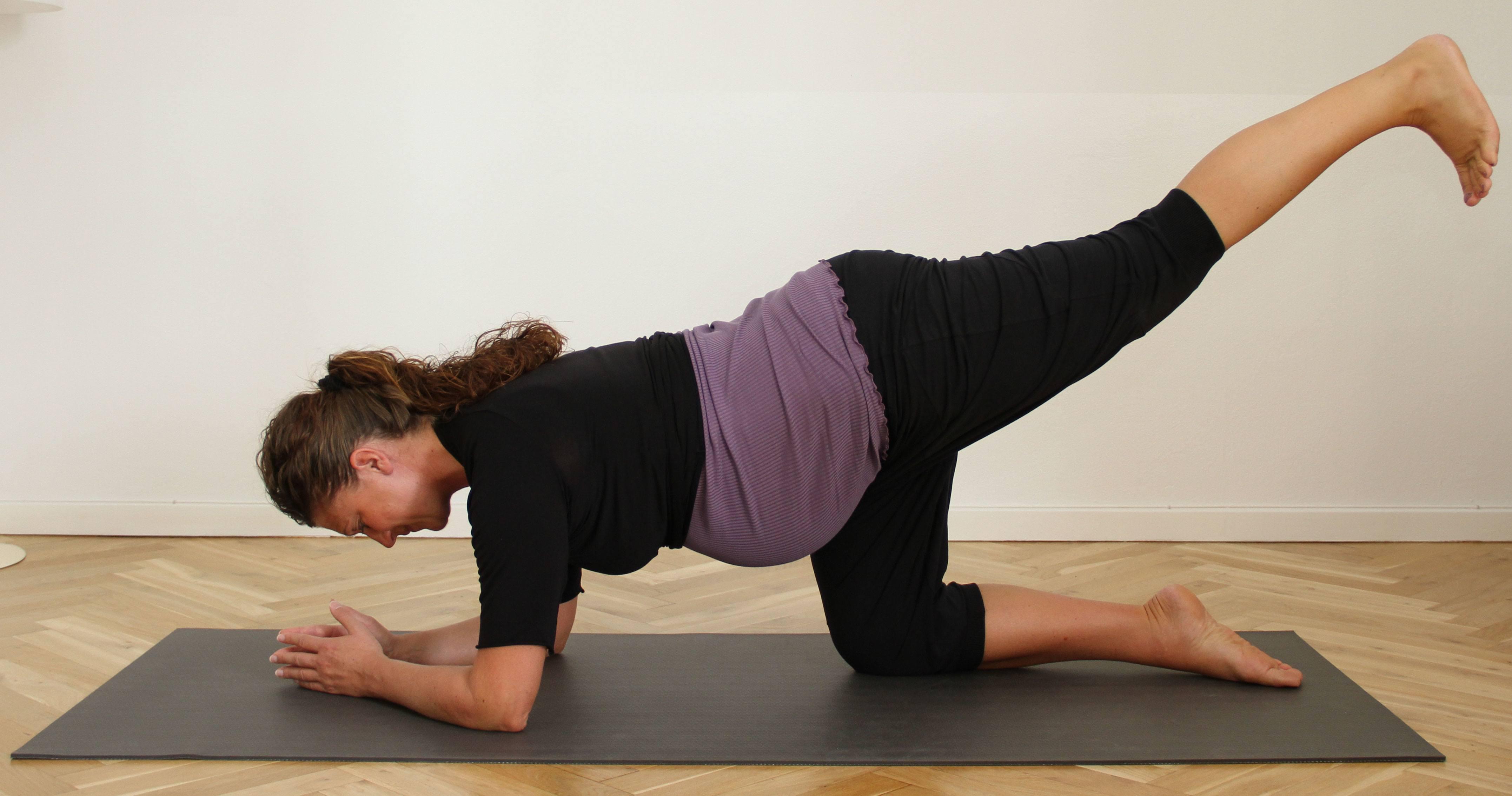problemer med rejsning gode stillinger til at blive gravid