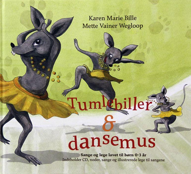 Tumlebiller og dansemus – genial musik til de små!