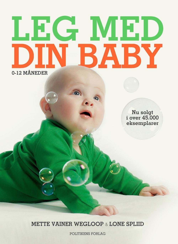 Leg med din baby – øvelser fra bogen…