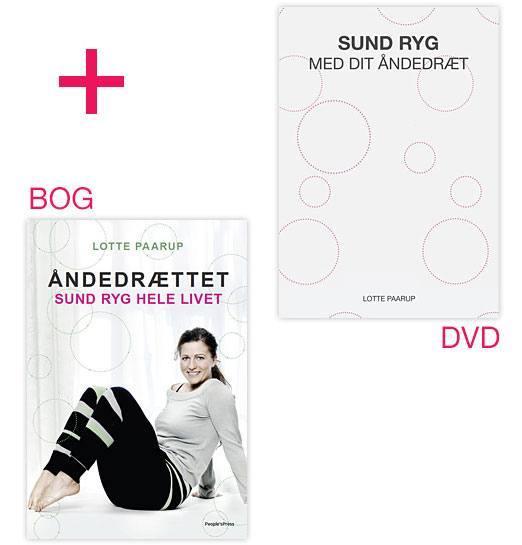 Bog og DVD til din ryg og bækkenbund