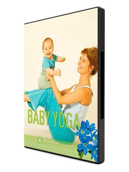 Baby yoga – derhjemme