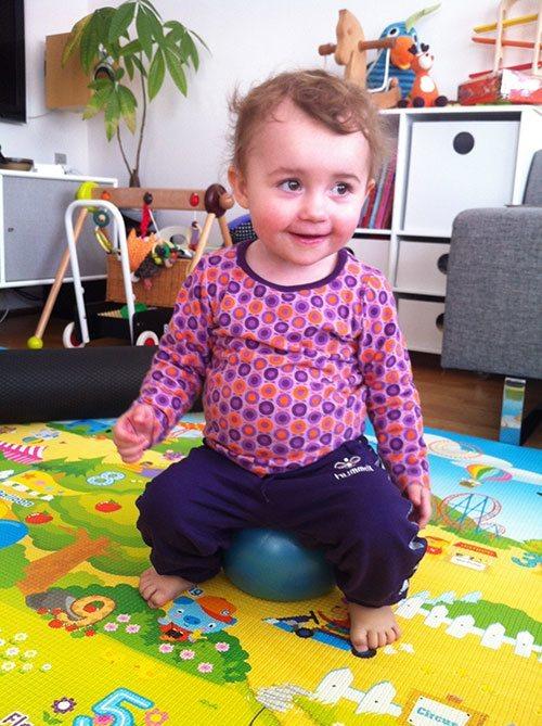 redskaber til balance og motorik træning – også for mor!