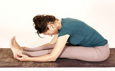 2 skønne yoga øvelser