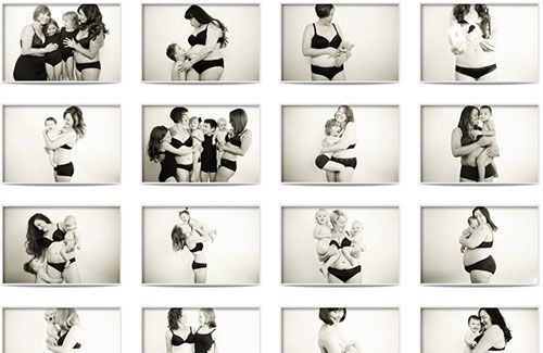 The 4th Trimester Bodies Project