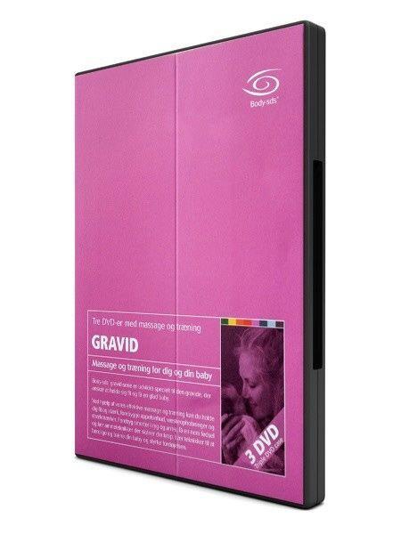 Super DVD serie fra Body-SDS til gravide og efter…