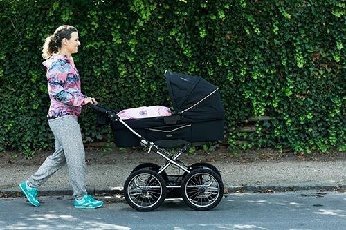 Mindful tur med barnevognen
