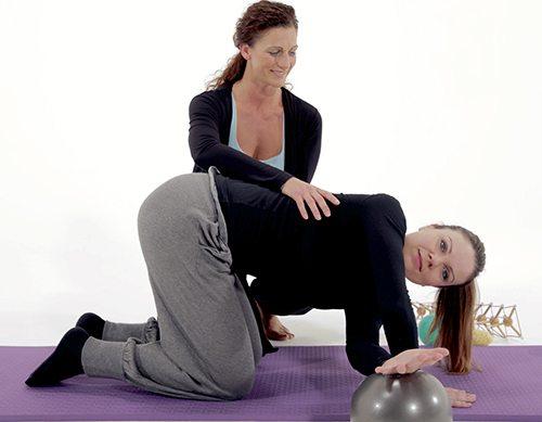 Hjælp til nakke og skuldre