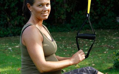 Super TRX styrke og bevæge øvelser for gravide og…