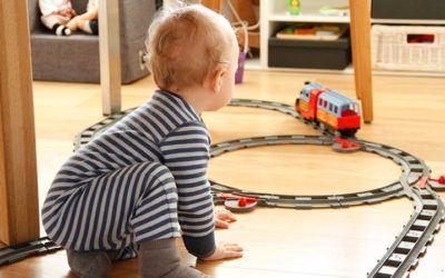 Babys motorik og voksenlivet